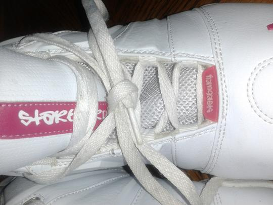 Other white/pink Athletic