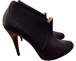 Christian Louboutin Bootie Black Boots