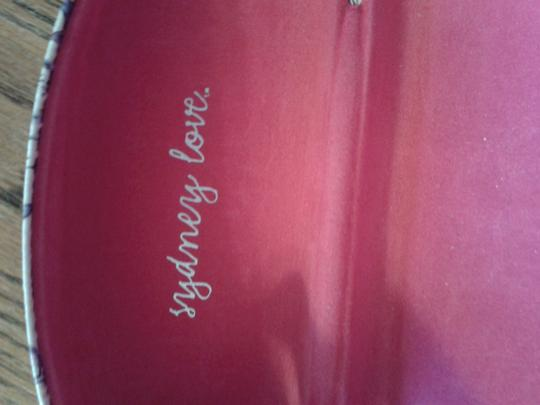 Other Sydney love Summer clothes sunglasses case.