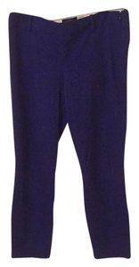 J.Crew Capri/Cropped Pants Purple
