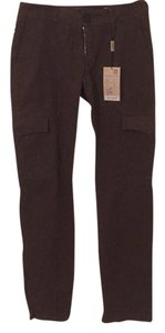 Burberry London Straight Pants Brown