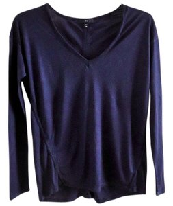 Gap Cotton Embellished T Shirt navy
