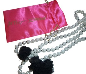 Betsey Johnson Betsey Johnson Pearl Necklace