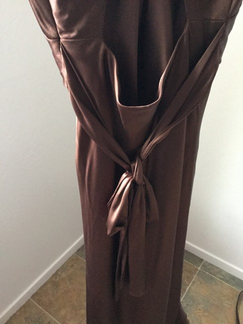 Cache Gown Evening Silk Chiffon Holiday Events Cuise Vacation Travel Sexy Halter Prom Ballet Broadway Us Usa Dress