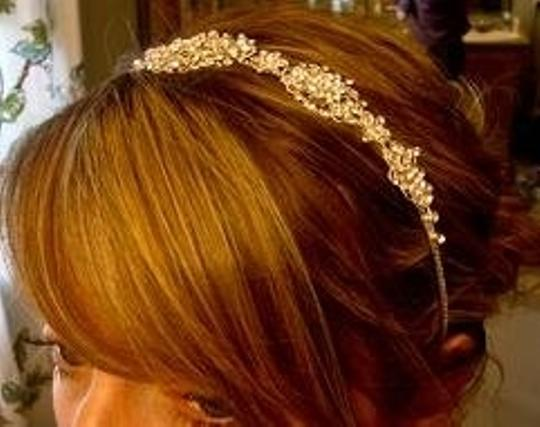 Preload https://item3.tradesy.com/images/silversilver-marked-down-rhinstone-headband-hair-accessory-45697-0-0.jpg?width=440&height=440
