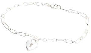Tiffany & Co. Tiffany & Co locks mini heart lock bracelet