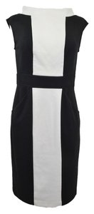 Adrianna Papell Color Block Dress