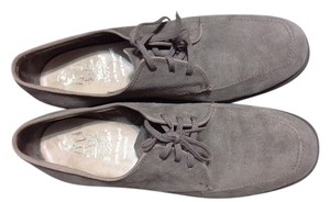 Hush Puppies Made In Usa Vintage Taupe Flats