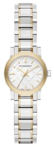 Burberry Women's Swiss Two-Tone Stainless Steel Bracelet 26mm BU9217