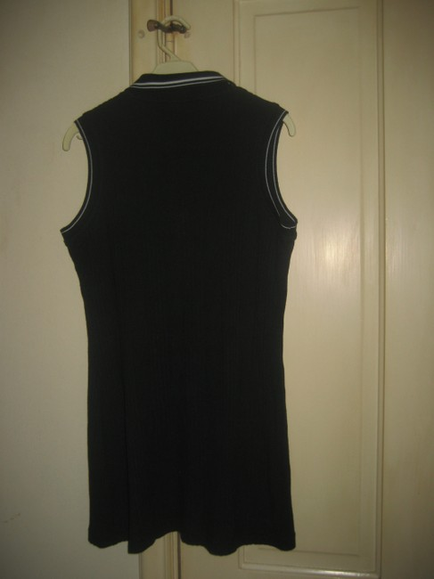 Fila Black Tennis Dress