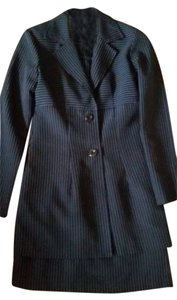 Frederick's of Hollywood Frederick's of Hollywood Black pinstripe jacket & dress