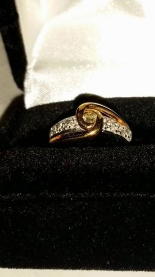 The Bradford Exchange NEW - Lover's Knot ring by The Bradford Exchange - size 6 - Sharon & Michael