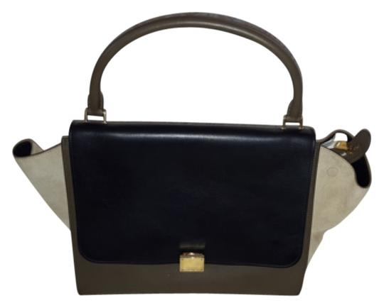 Preload https://img-static.tradesy.com/item/4579990/celine-trapeze-tricolor-multicolor-leather-and-suede-tote-0-0-540-540.jpg