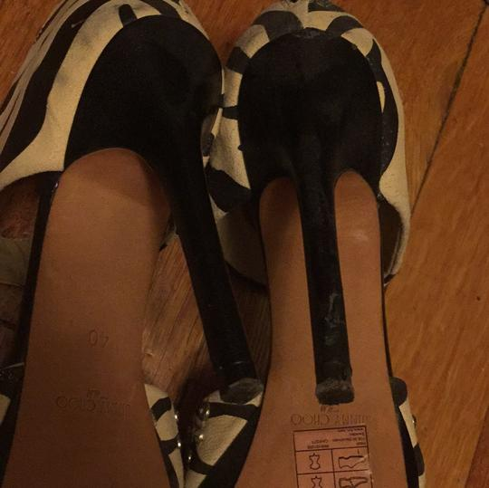 Jimmy Choo for H&M Black and white Formal