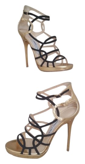 Preload https://item5.tradesy.com/images/jimmy-choo-gold-bunting-metallic-leather-sandals-size-us-75-4580239-0-2.jpg?width=440&height=440