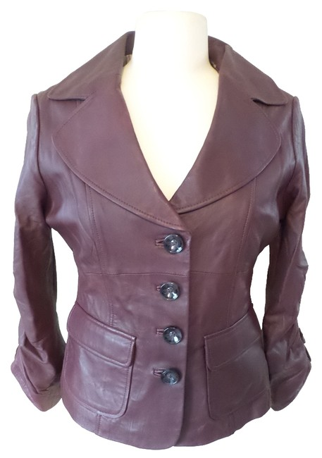 Preload https://item4.tradesy.com/images/deep-berry-leather-jacket-size-6-s-4580308-0-0.jpg?width=400&height=650