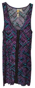 Mimi Chica short dress multi on Tradesy