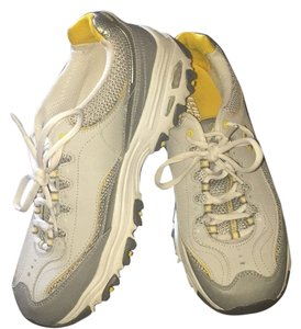 Skechers Yellow and Grey Athletic