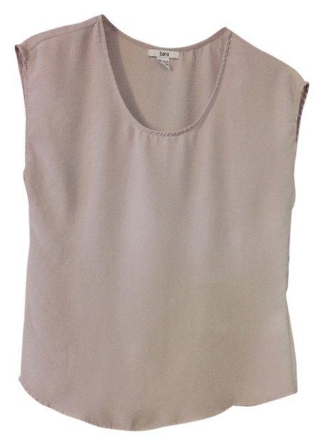 Bar III Macys Light Grey Pastel Pastels Nordstrom Small Size Small Zara Shirt Career Going Out Party Dressy Basic Plain Top Lilac Gray