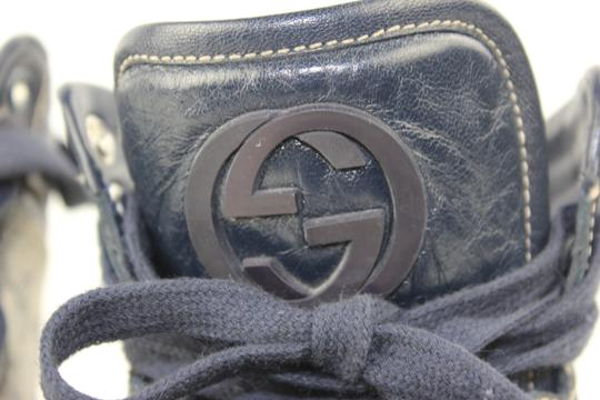 Gucci Sneakers High Top Designer Monogram Athletic