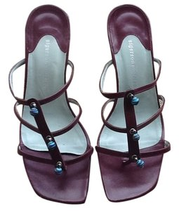Sigerson Morrison Purple Sandals