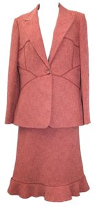 Kasper KASPER ONE BUTTON SKIRT SUIT 10