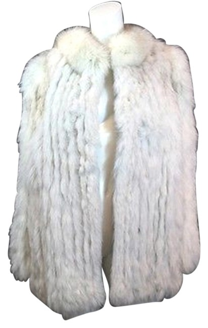 Other Blue Fox Fur Coat