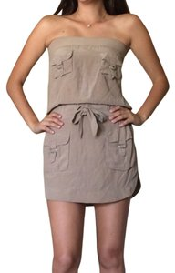 bebe short dress Silk on Tradesy