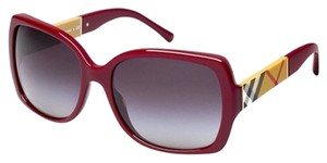 Burberry Burberry Sunglasses Bordeaux Gradient Lenses 58mm