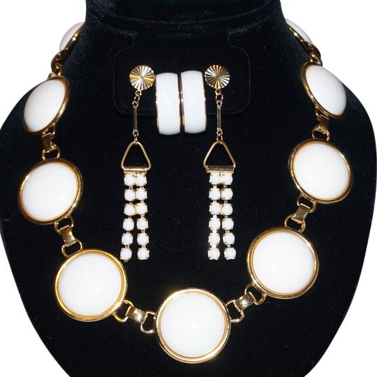 Preload https://item3.tradesy.com/images/monet-vintage-monet-chunky-white-enamel-cabochon-necklace-earrings-set-2-prs-earrings-4584442-0-0.jpg?width=440&height=440