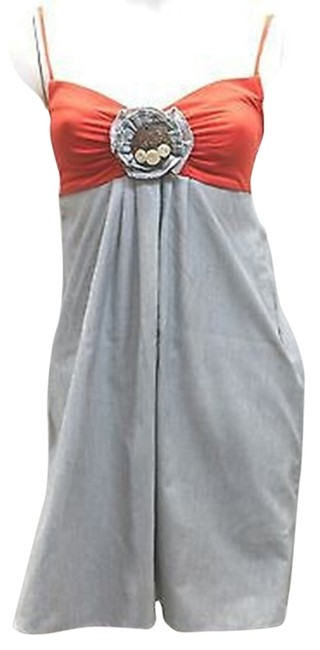 Preload https://item1.tradesy.com/images/prairie-underground-new-york-two-tone-spaghetti-strap-above-knee-short-casual-dress-size-6-s-4584940-0-0.jpg?width=400&height=650