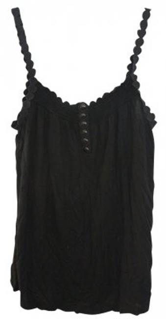 Preload https://item1.tradesy.com/images/juicy-couture-black-spaghetti-strap-tank-topcami-size-8-m-4585-0-0.jpg?width=400&height=650