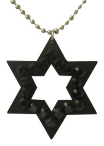 Tarina Tarantino Star of David Necklace