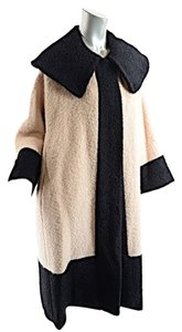 Moschino Vintage Cheap Chic Mohair Trench Coat