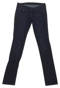 William Rast Justin Timberlake Denim Skinny Jeans-Dark Rinse
