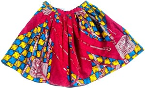 Pat-cy Skirt multicolored
