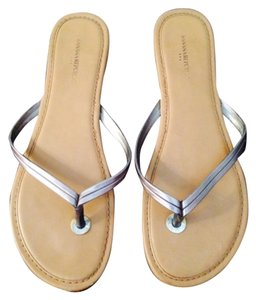 Banana Republic Grey Sandals
