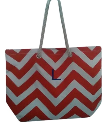 Preload https://item1.tradesy.com/images/other-red-and-white-chevron-beach-bag-4587370-0-0.jpg?width=440&height=440