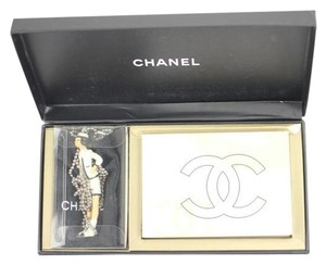 Chanel Coco Figurine Charm With Flip Book Necklace CCTLM20