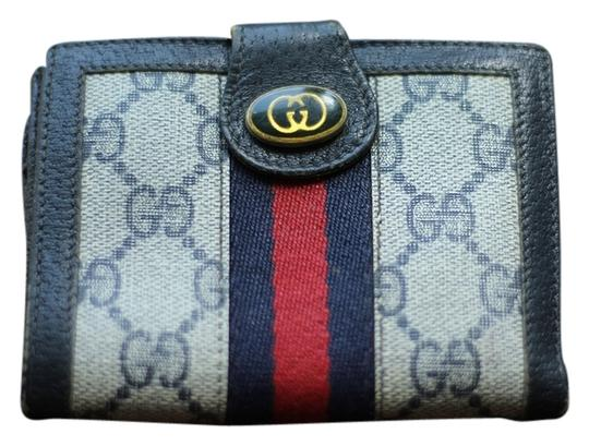 Preload https://item5.tradesy.com/images/gucci-blue-and-red-monogram-and-leather-wallet-4587874-0-0.jpg?width=440&height=440