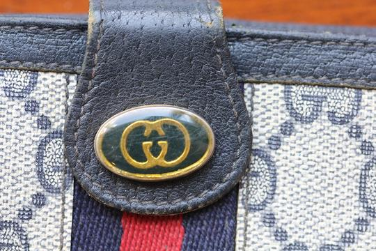 Gucci wallet Monogram & Leather