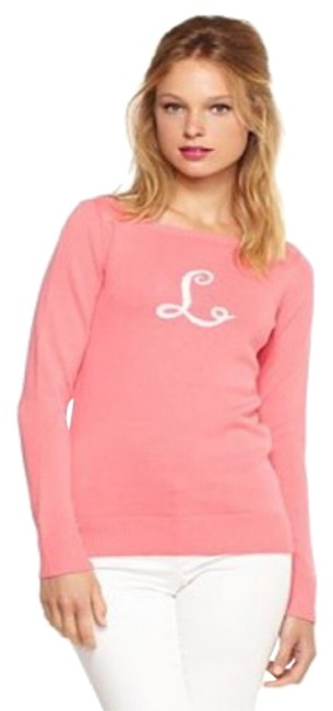Preload https://item2.tradesy.com/images/lilly-pulitzer-salmonpink-marielle-sweaterpullover-size-4-s-4588741-0-0.jpg?width=400&height=650