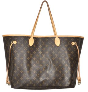 Louis Vuitton Satchel in Neverfull