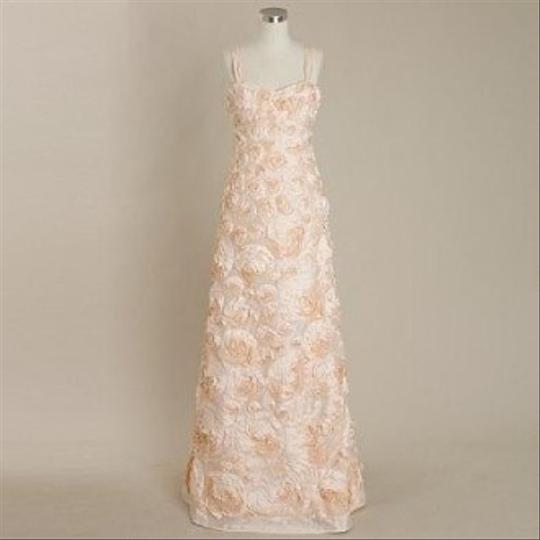 J.Crew Rosette Silk Dupioni Gown Wedding Dress
