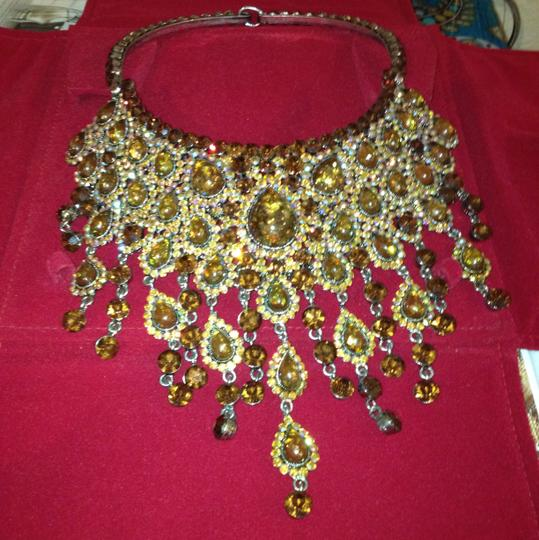 Other Goddess Bridal Statement Necklace