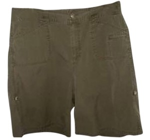 White Stag Bermuda Shorts Green