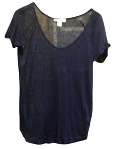 Forever 21 T Shirt Navy blue