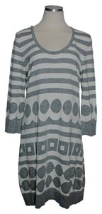 Boden short dress Gray Sweater Cashmere Blend on Tradesy