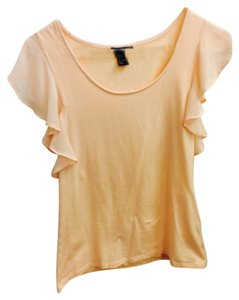 H&M Top Peach