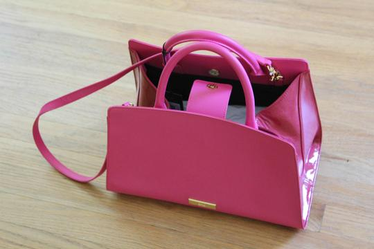 Zac Posen Satchel in Pink